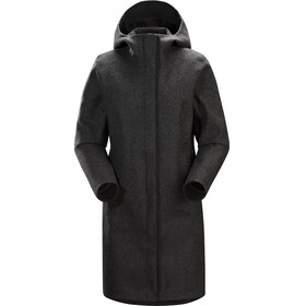 """Arc'teryx W's Embra Coat Black Heather"""